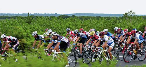 巢湖环湖自行车赛