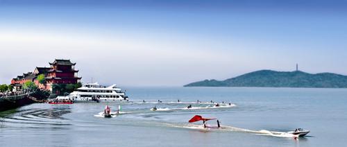 巢湖国际旅游节开幕式