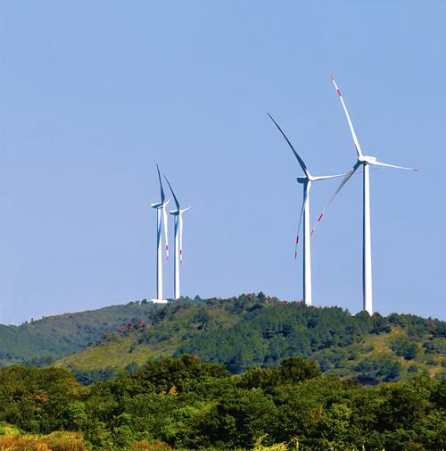 巢湖风力发电场