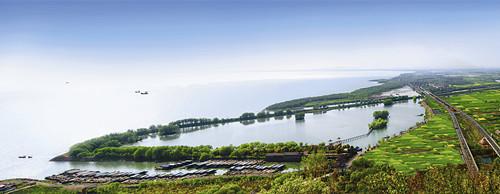 巢湖月亮湾湿地