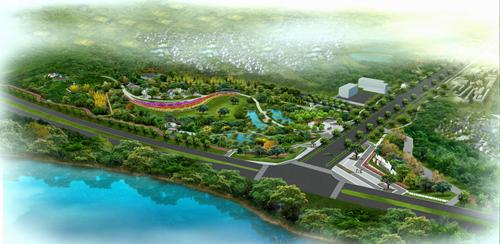 巢湖半岛将新添一座百亩景观公园